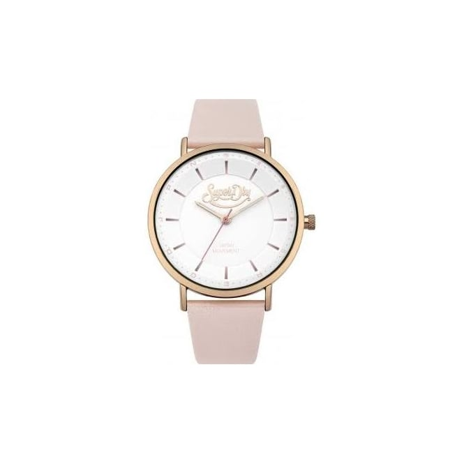 Superdry Ladies' Oxford Pastel Pop Watch SYL190CRG