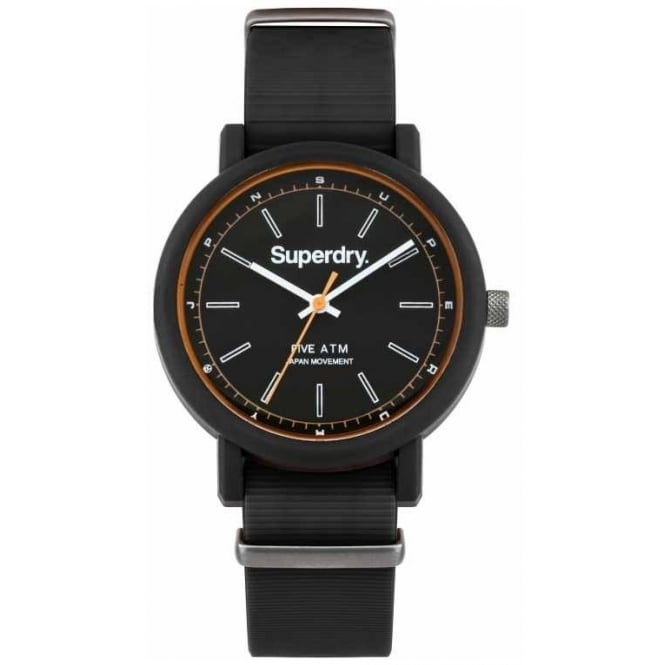 Superdry Men's Campus Nato Watch SYG197B