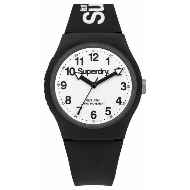 Superdry Men's Urban Watch SYG164BW