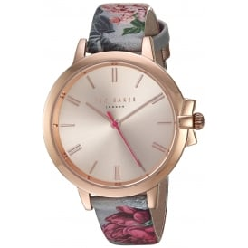 Ted Bake Ruthr Ladies' Leather Strap Watch TE50267002