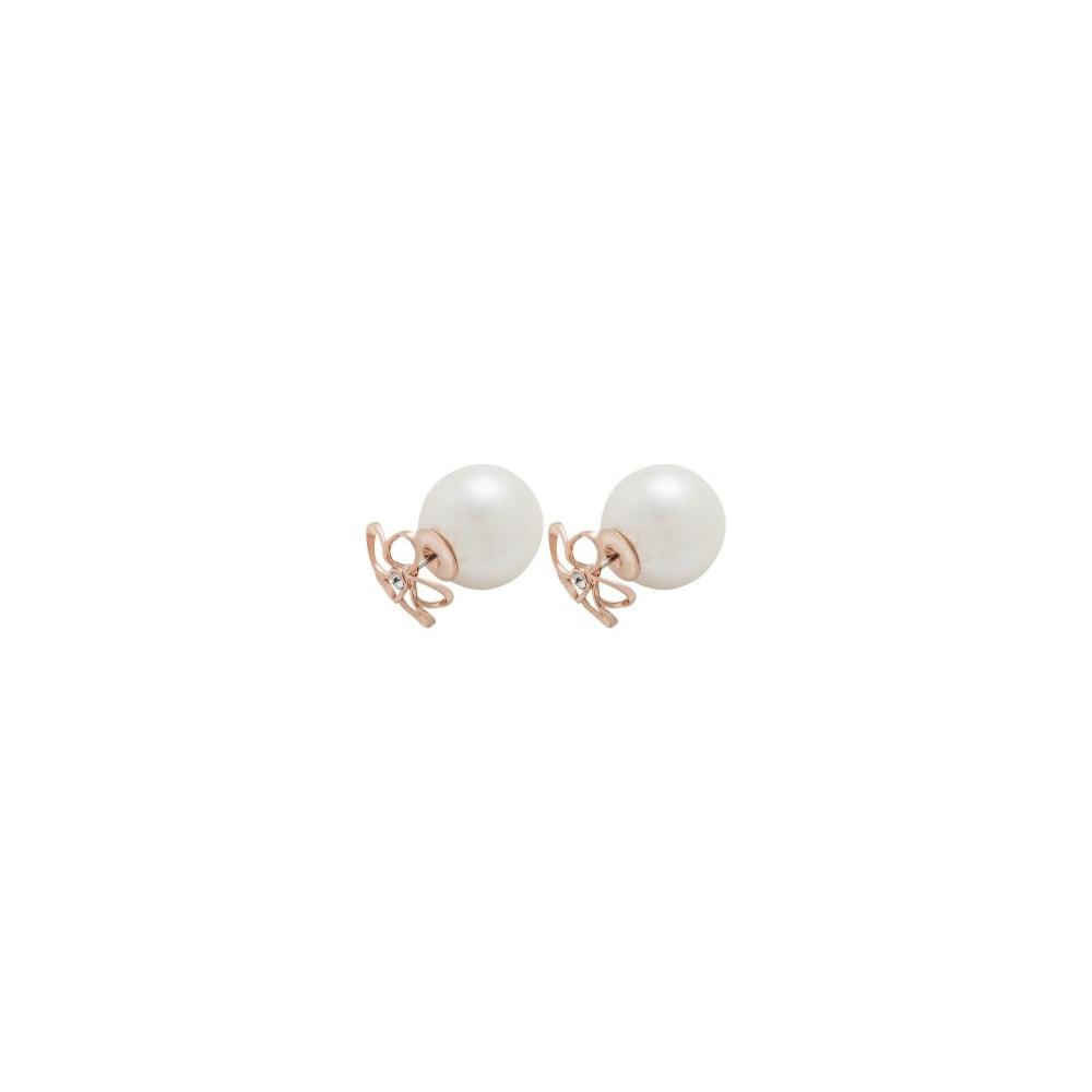 9aa353c345b6 Ted Baker Jewellery Betrisa Crystal Mini Blossom Pearl Back Earrings  TBJ1426-24-28