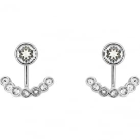Ted Baker Jewellery Coraline Concentric Crystal Earrings TBJ1318-01-02