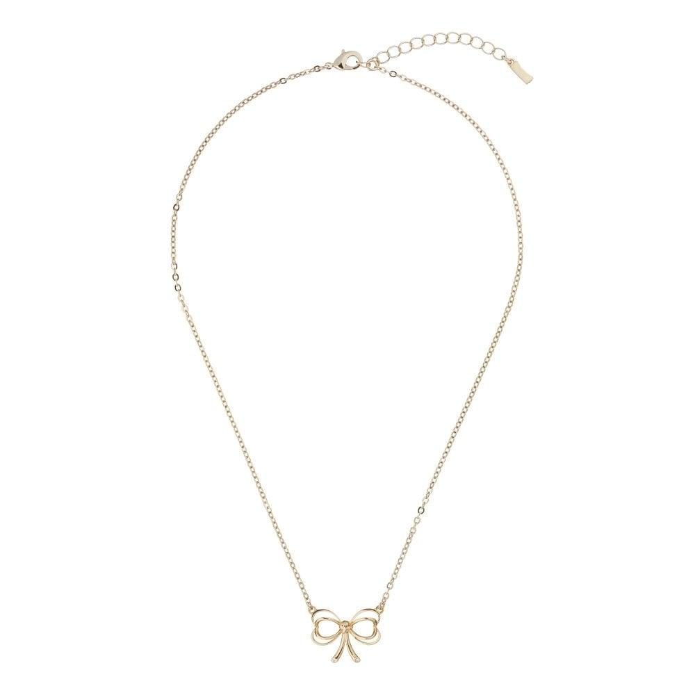 Ted Baker Jewellery Lahri Small Heart Bow Pendant Tbj1884 30 02