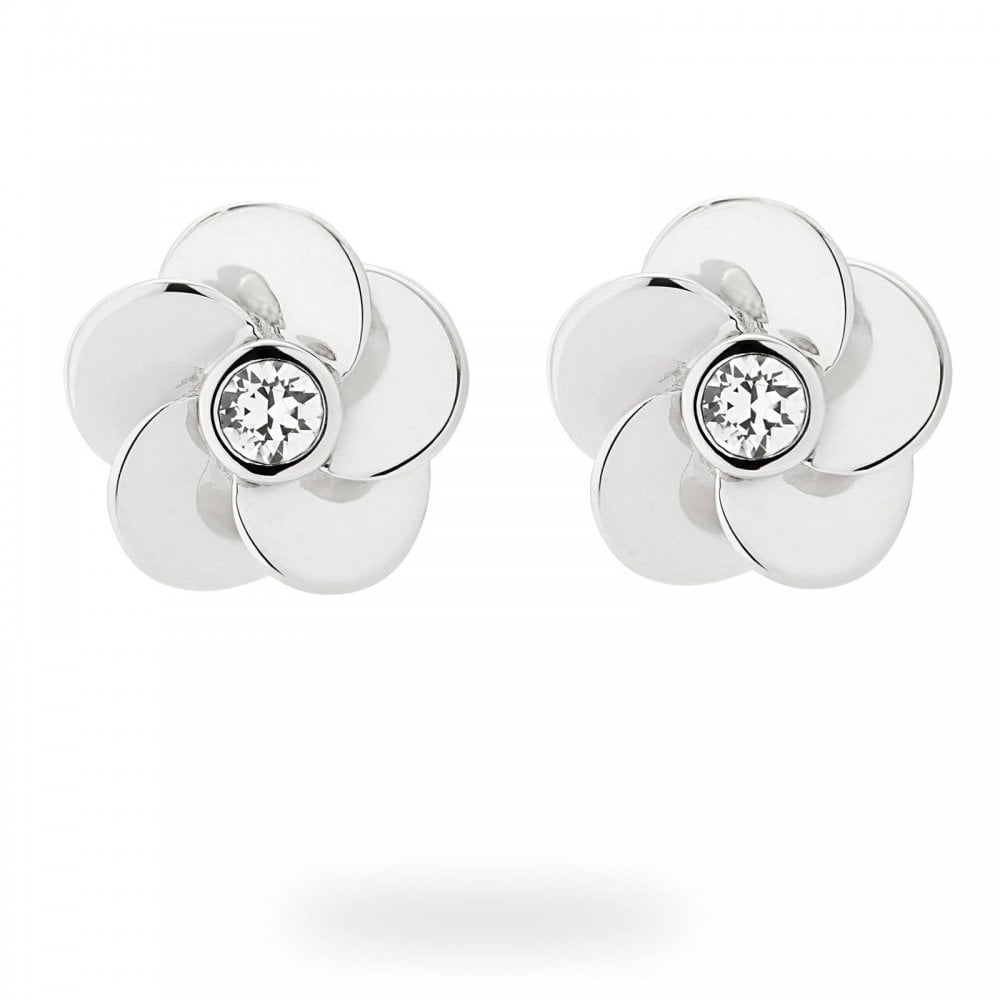 b3df22f7591b Ted Baker Jewellery Pelipa Polished Flower Stud Earrings - Jewellery ...