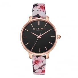 Ted Baker Kate Leather Strap Watch TE50272001