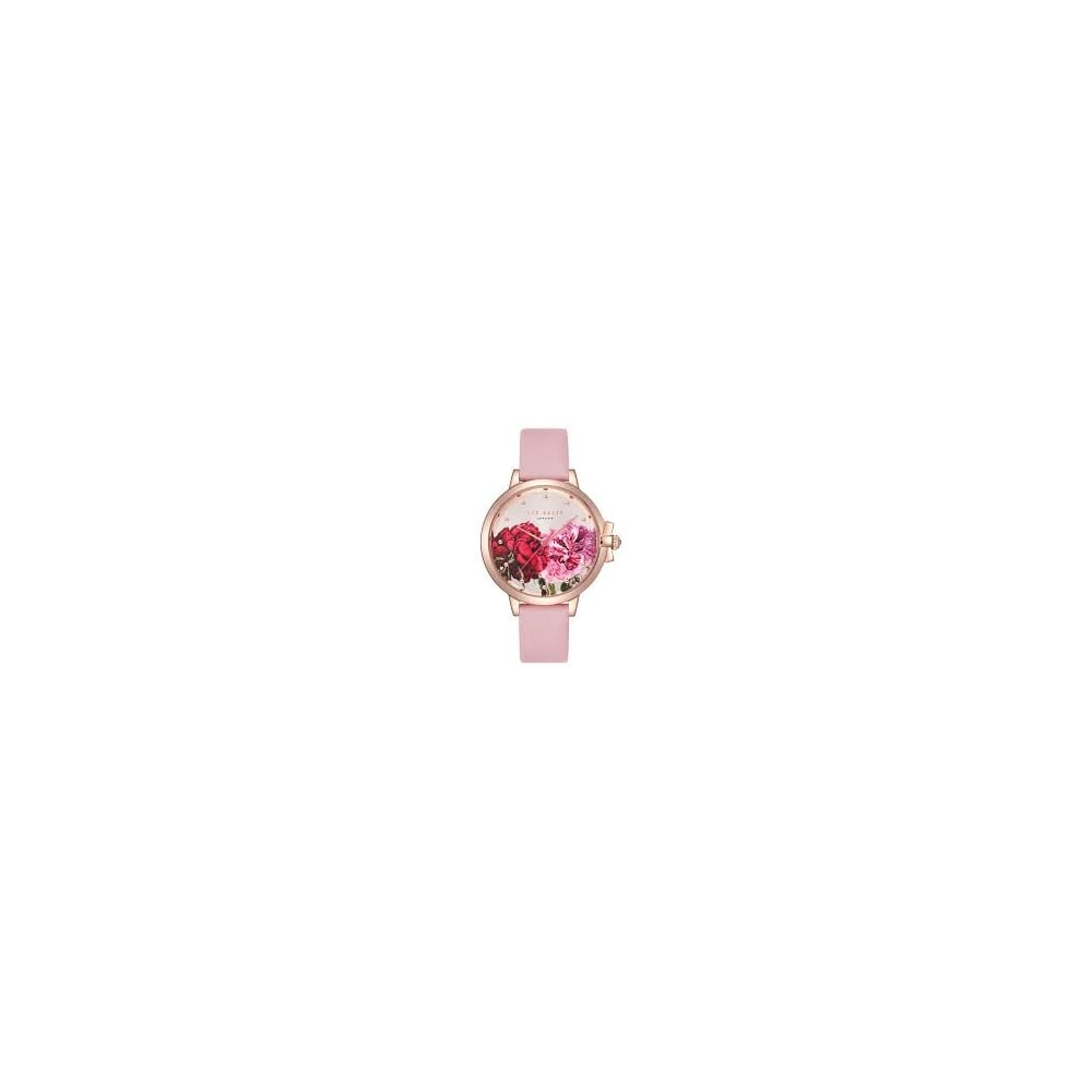 45ec842932e9 Ted Baker Ladies  Ruth Leather Strap Watch TE50267011 - Watches from ...