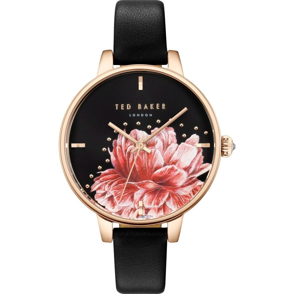 237e457e273bd Ted Baker Ladies  Strap Watch TE50005015 - Watches from Lowry ...