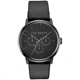 Ted Baker Men's Leather Strap Watch TE10030763