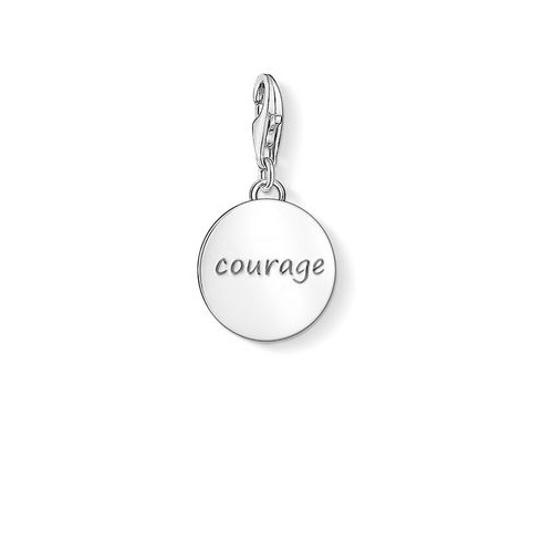 Thomas Sabo Charms Thomas Sabo Courage Charm 1298-001-12