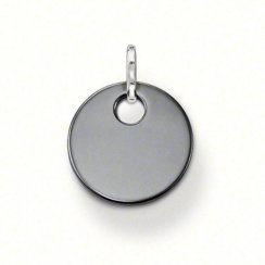 THOMAS SABO GREY PENDANT PE428-064-11