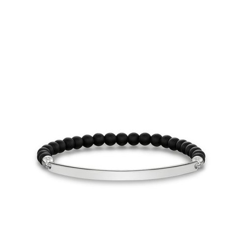 Thomas Sabo Jewellery Love Bridge Bracelet LBA0001-023-11-L18.5