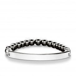 Thomas Sabo Jewellery Love Bridge Bracelet LBA0014-064-5-L18.5