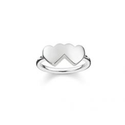 Thomas Sabo Jewellery Silver Heart Ring TR2081-001-12-54