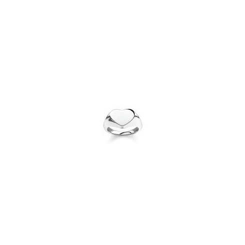 Thomas Sabo Jewellery Silver Heart Ring TR2083-001-12-54
