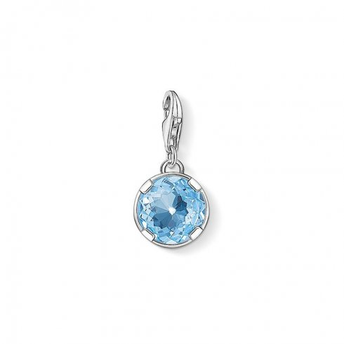 Thomas Sabo Charms Thomas Sabo Light Blue Charm 1224-009-31