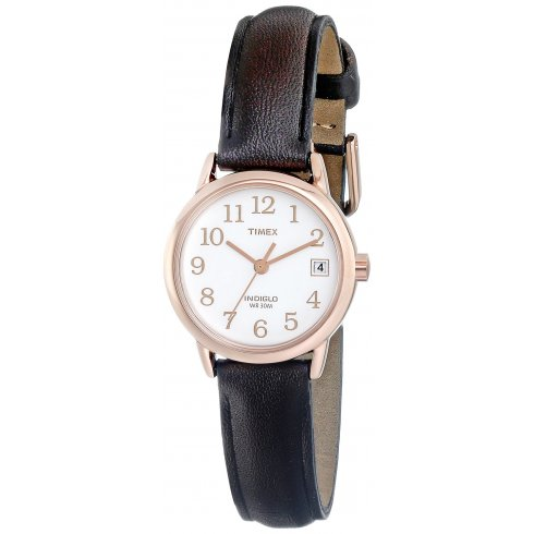 Timex Ladies Indiglo Strap Watch T2p564 Watches From