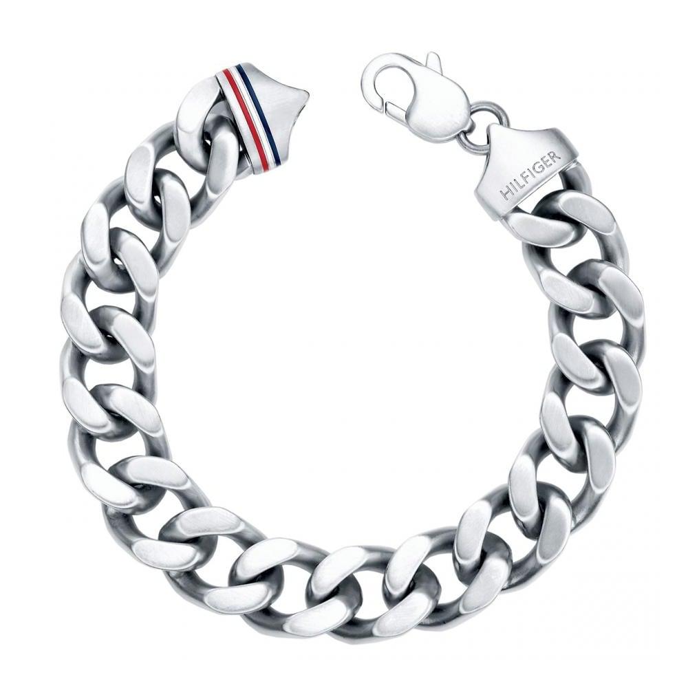 Tommy Hilfiger Jewellery Men 039 S Chain Bracelet 2700261