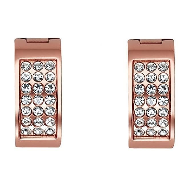 Tommy Hilfiger Jewellery Pave Earrings 2700573