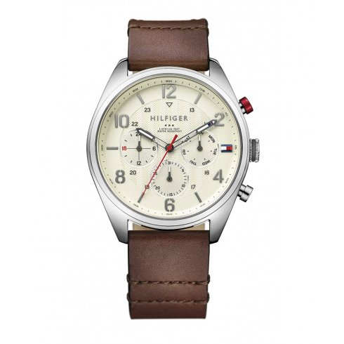 Tommy Hilfiger Men's Corbin Strap Watch 1791208