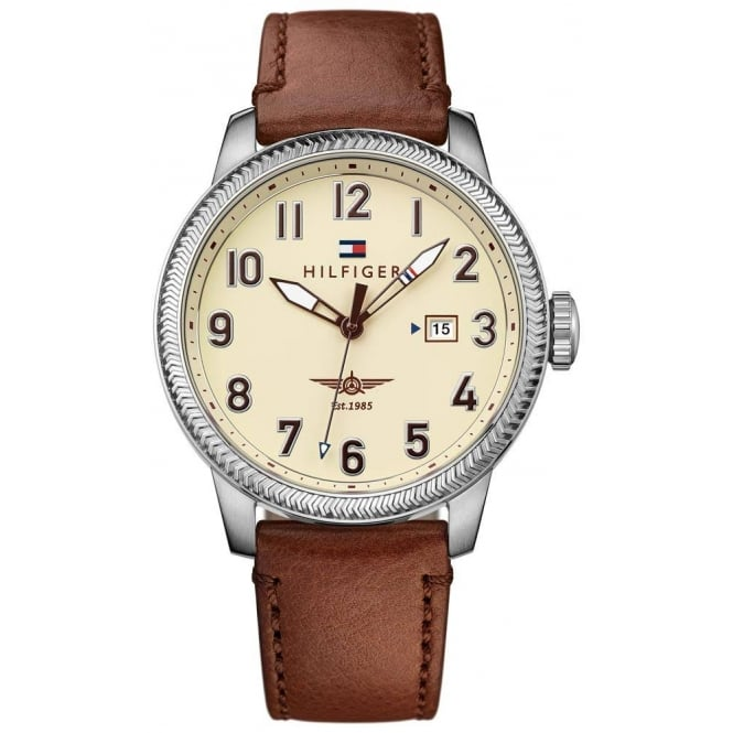 Tommy Hilfiger Men's Jasper Strap Watch 1791315