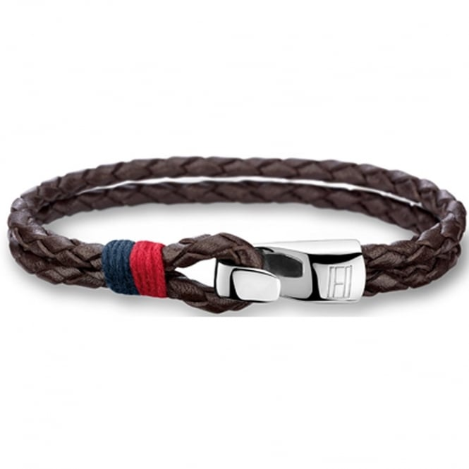 Tommy Hilfiger Jewellery Tommy Hilfiger Men's Stainless Steel Bracelet 2700671